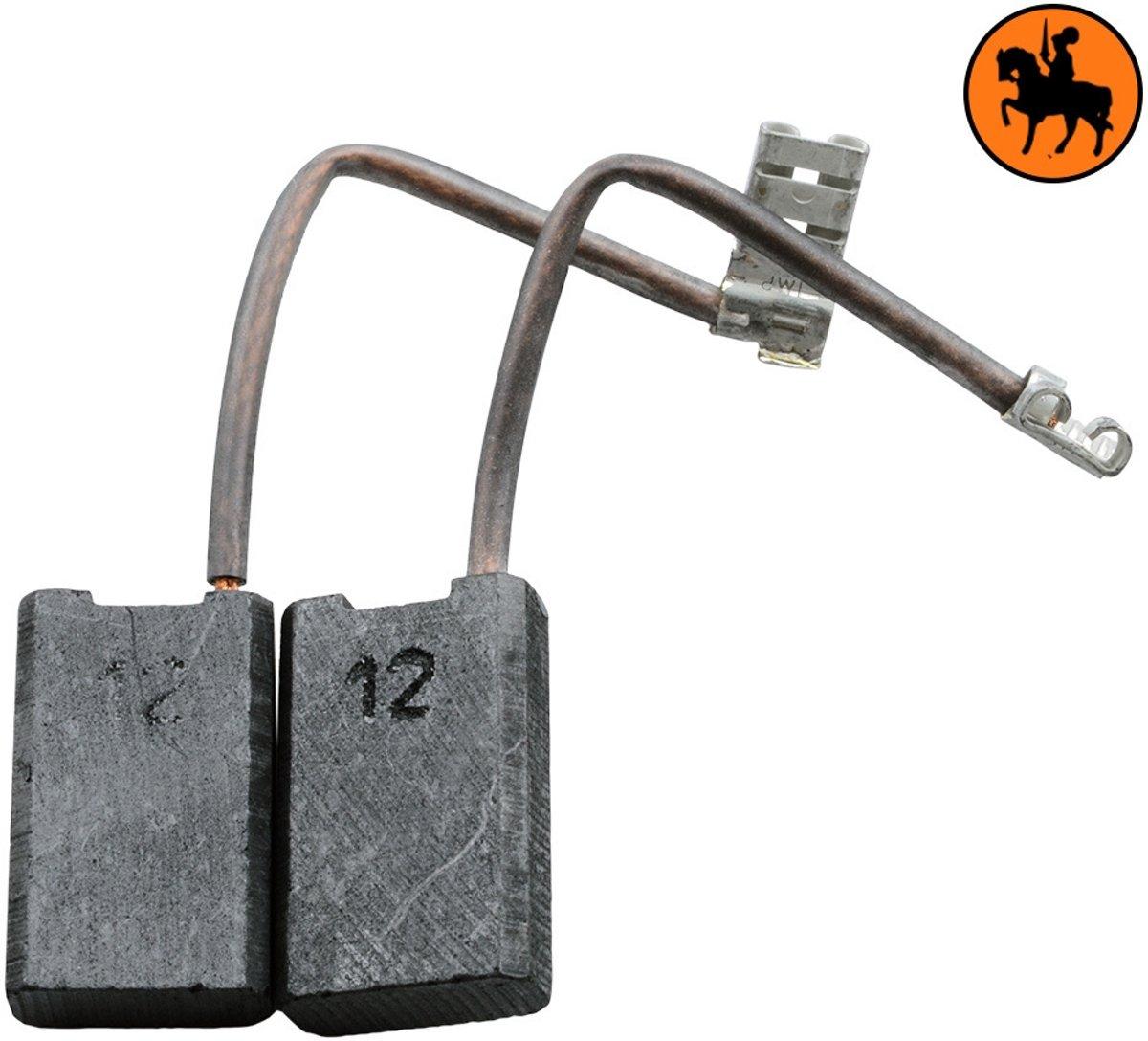Koolborstelset voor AEG frees/zaag WS2000N - 6,3x12,5x20mm kopen