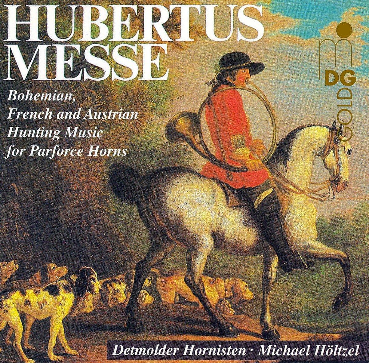 Hubertus Messe - Hunting Music /Holtzel, Detmolder Hornisten kopen