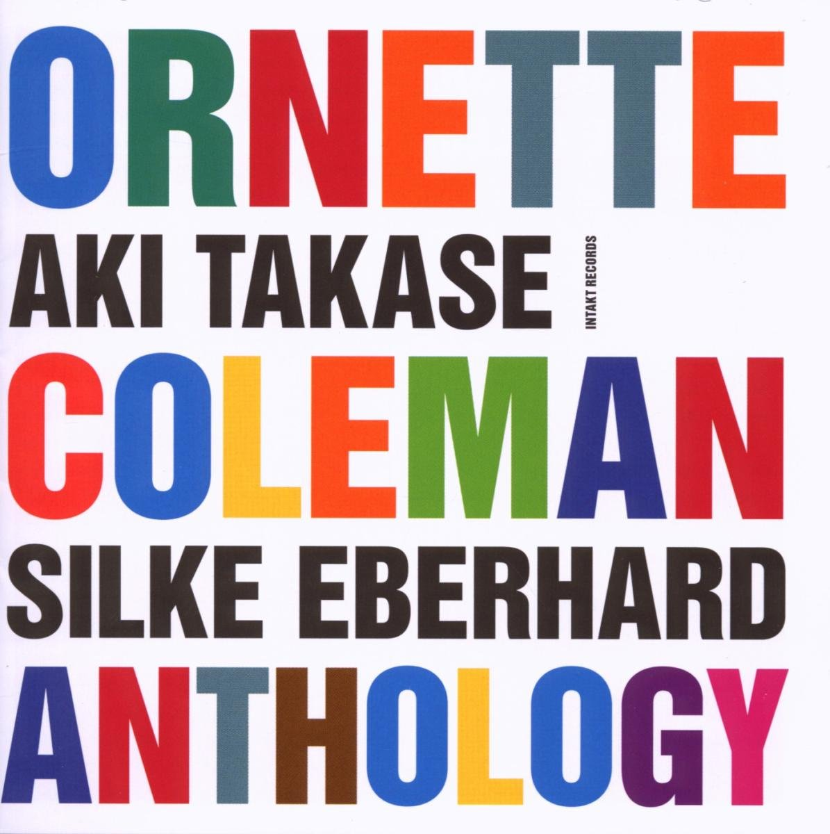 Ornette Coleman Anthology kopen