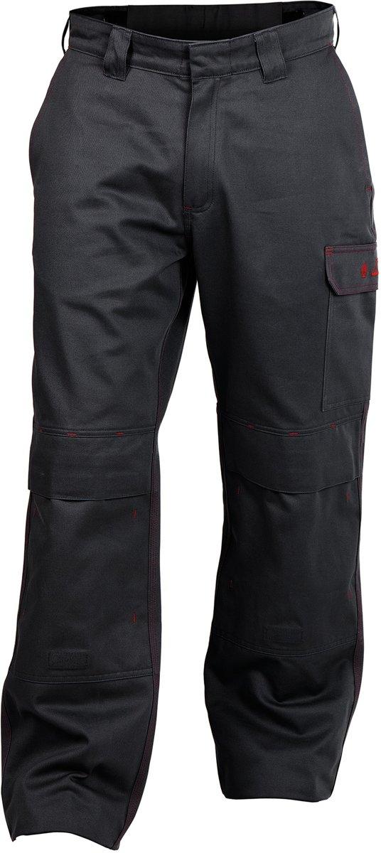 Dassy Arizona Vlamvertragende werkbroek met kniezakken Zwart maat 48 kopen