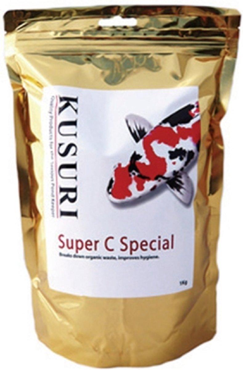 Kusuri vijver- en filtercleaner Super C Special 3kg kopen