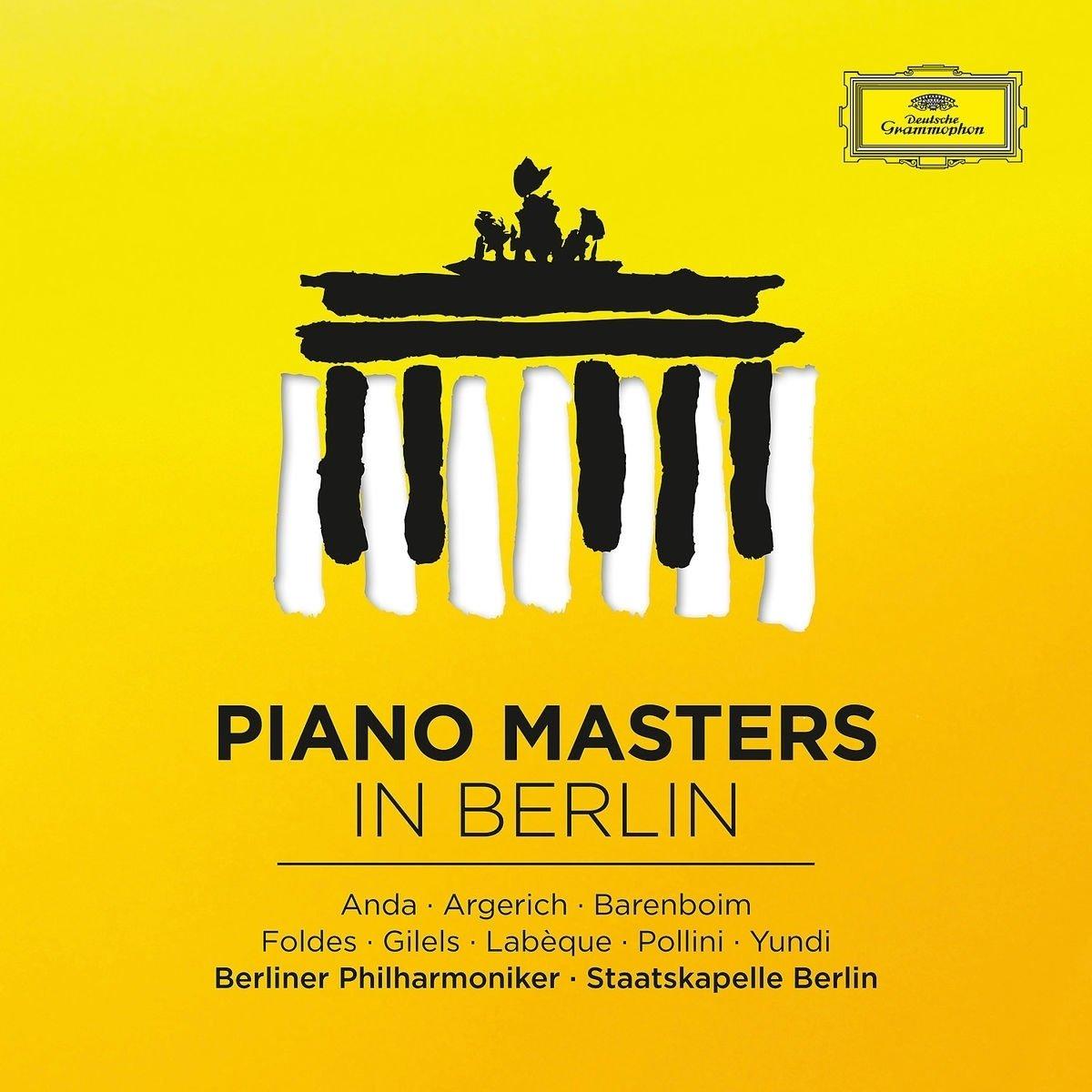 Piano Masters in Berlin kopen