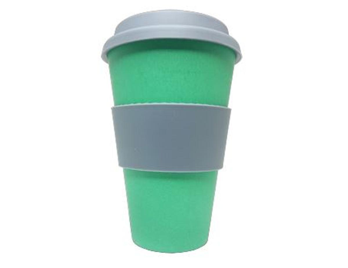 Coffee cup - Bamboe koffie to go - groen kopen