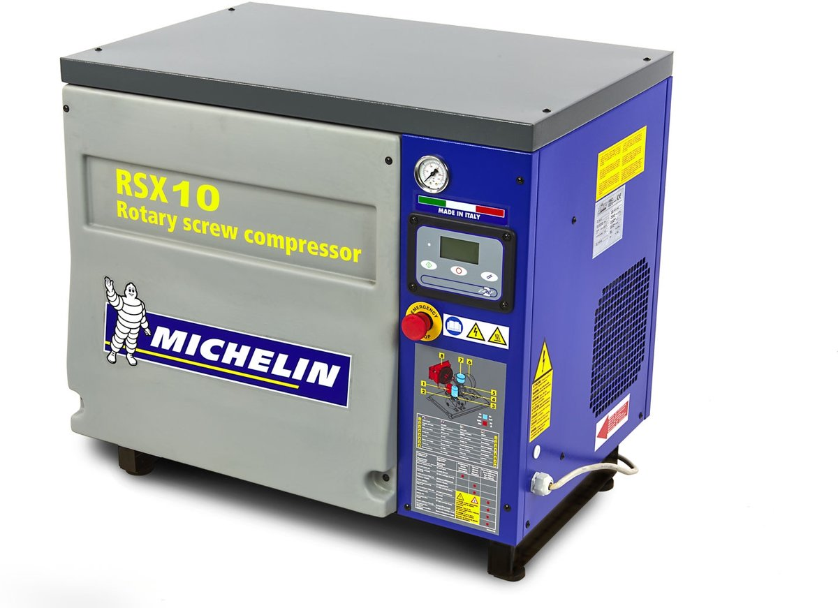 Michelin RSX 50 PK Schroefcompressor kopen