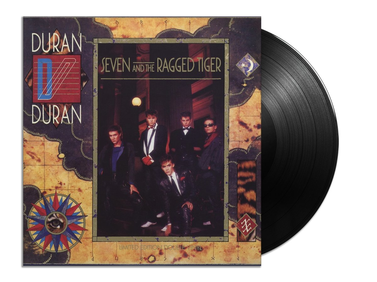 Seven And The Ragged Tiger (LP) kopen
