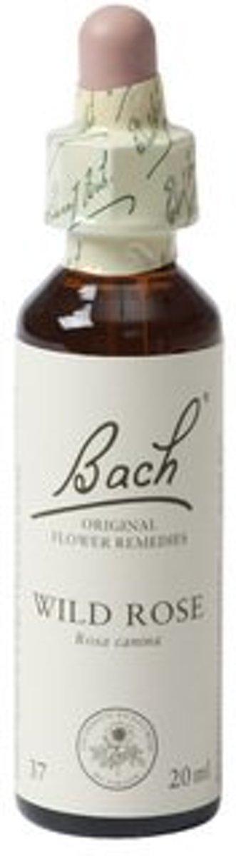 Foto van Bach Wild Rose / Hondsroos - 20 ml - Voedingssupplement