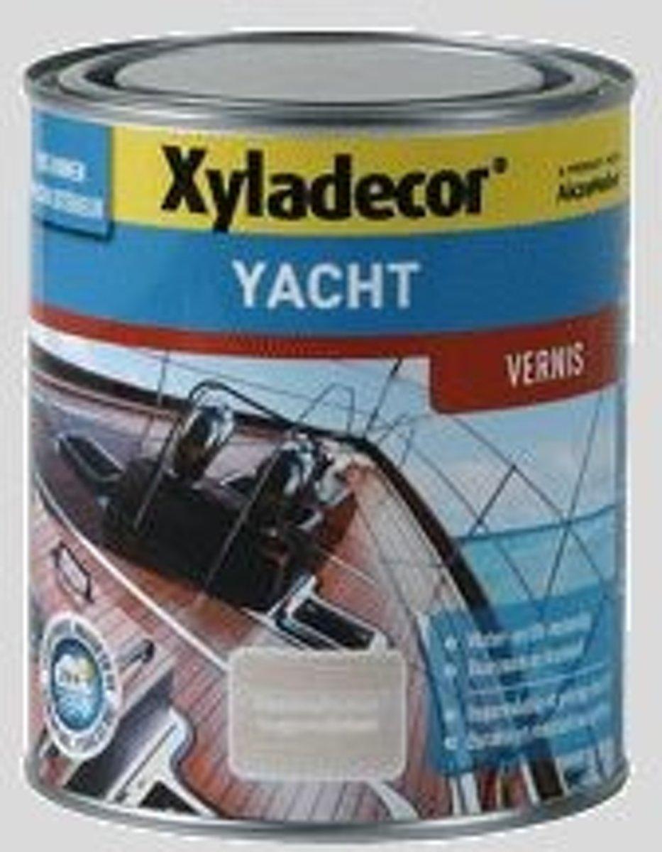 Xyladecor vernis, transparant, zijdeglans, 0.25 L kopen