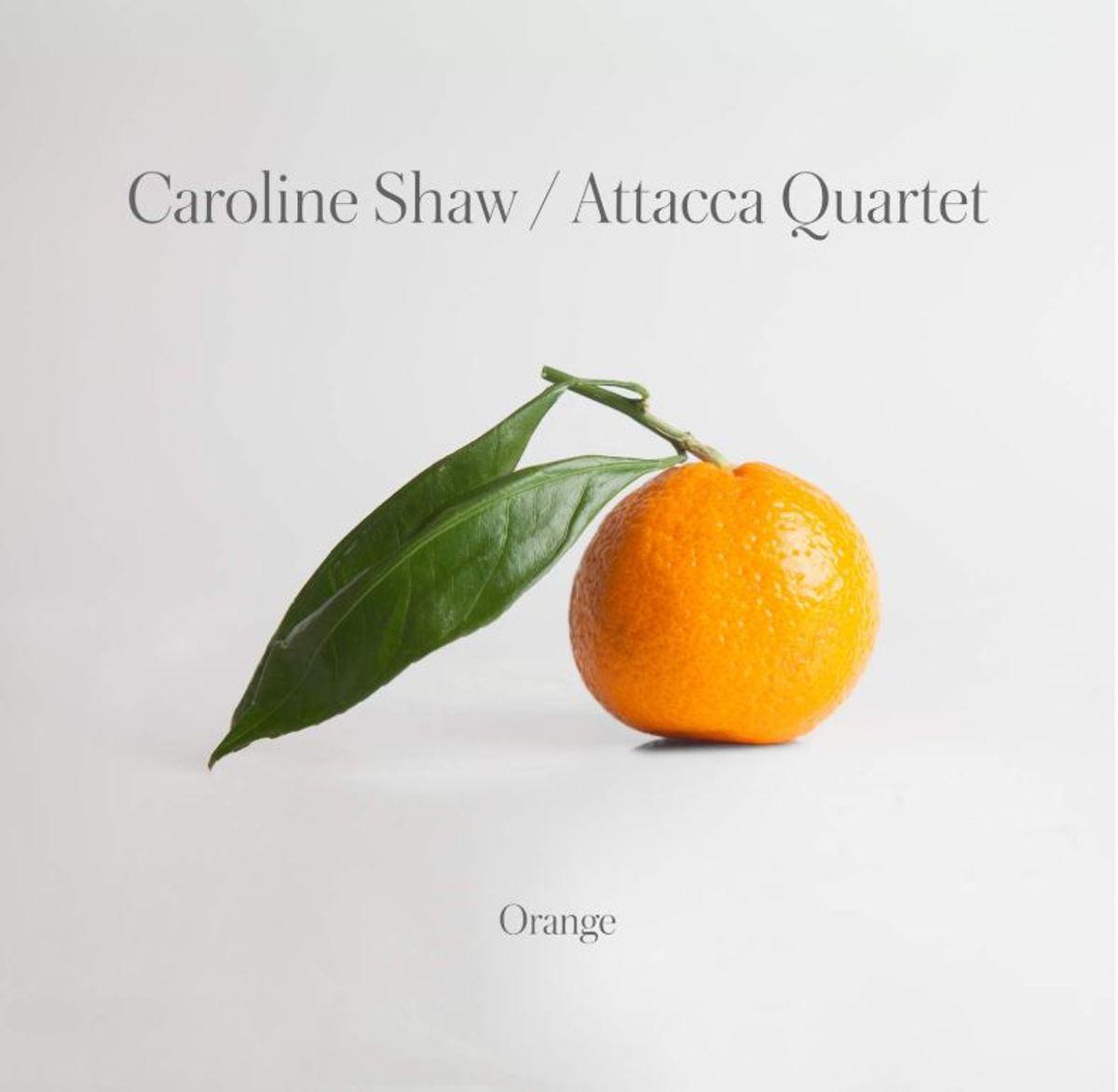 Caroline Shaw: Orange kopen
