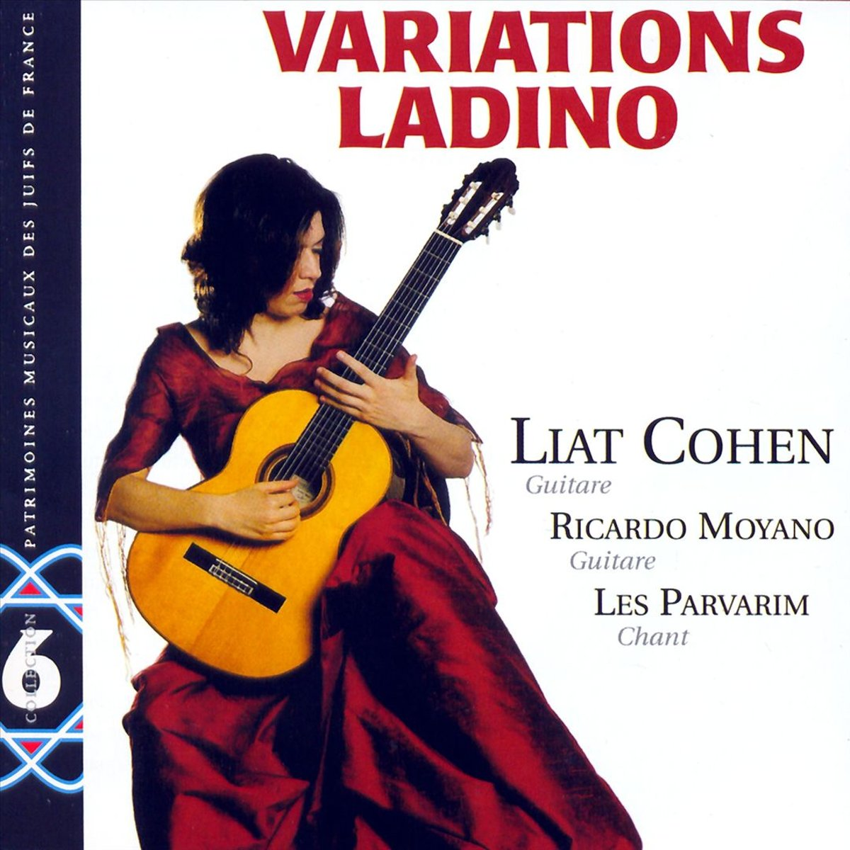 Vol. 6: Liat Cohen: Variations Ladi kopen