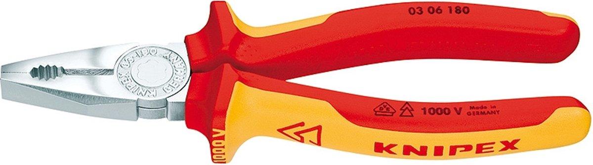 Knipex Combinatietang 160mm VDE kopen
