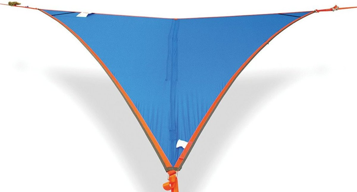 Boom Hangmat T-Mini Blue - 2 personen - blauw
