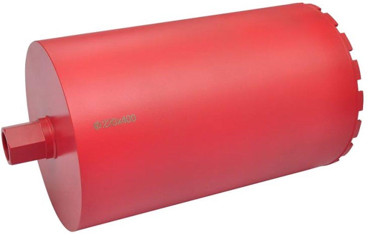 vidaXL Diamantboor voor droog en nat boren 220 x 400 mm kopen