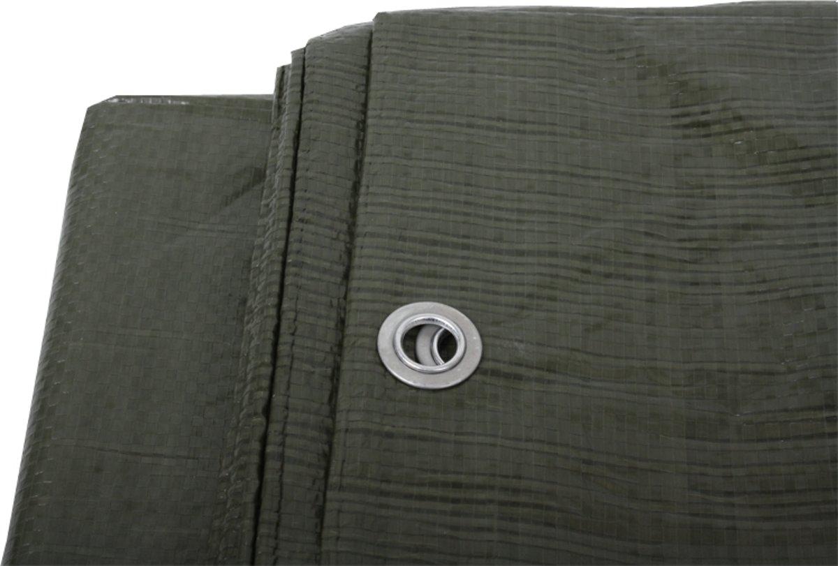 Afdekzeil 10x15 meter groen kopen