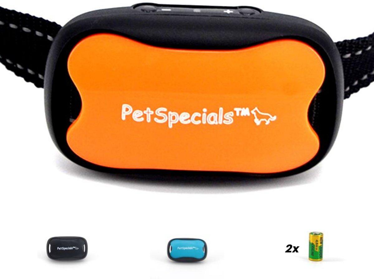 PetSpecials™ - Diervriendelijke 2in1 Anti-Blafband – Incl. batterij kopen