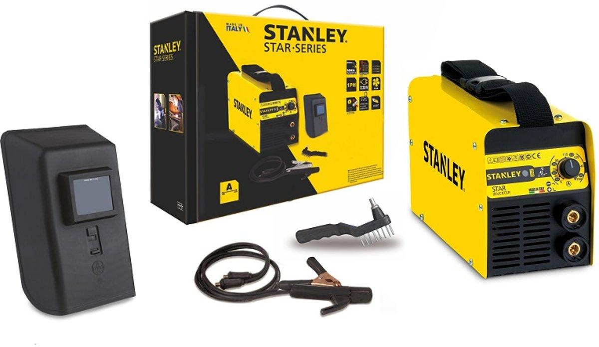 Stanley Lasinverter Star 4000 Lasapparaat - elektrode kopen