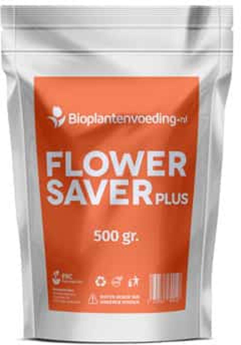 Flower Saver Plus - 2 kilogram | Biologische plantenvoeding kopen