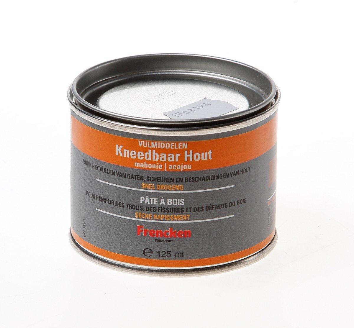 Frencken Kneedbaar Hout Vuren/Grenen - 50 ml kopen