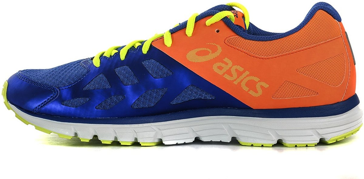 Asics Gel Running Zaraca 3 Hommes Bleu / Orange 39 Mt gx9lH4J