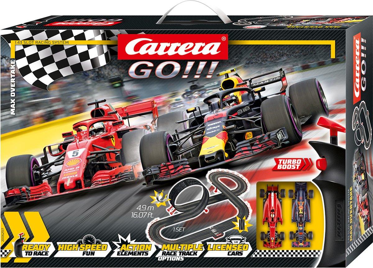 Carrera GO!!! Max Overtake - Racebaan