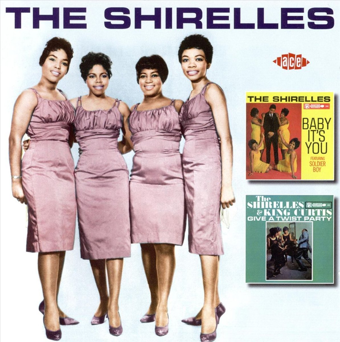 Baby It'S You/The  Shirelles And King Curtis Give A Twist Party (+Bonus kopen
