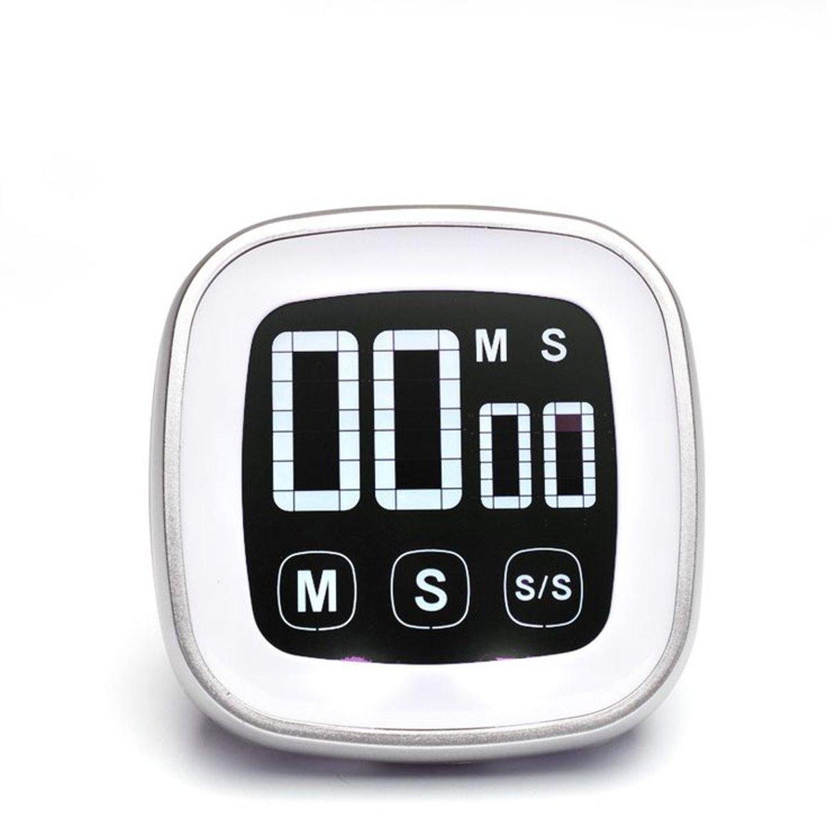 Digitale Timer - Op- en Aflopend - LCD Scherm - MasterClass kopen