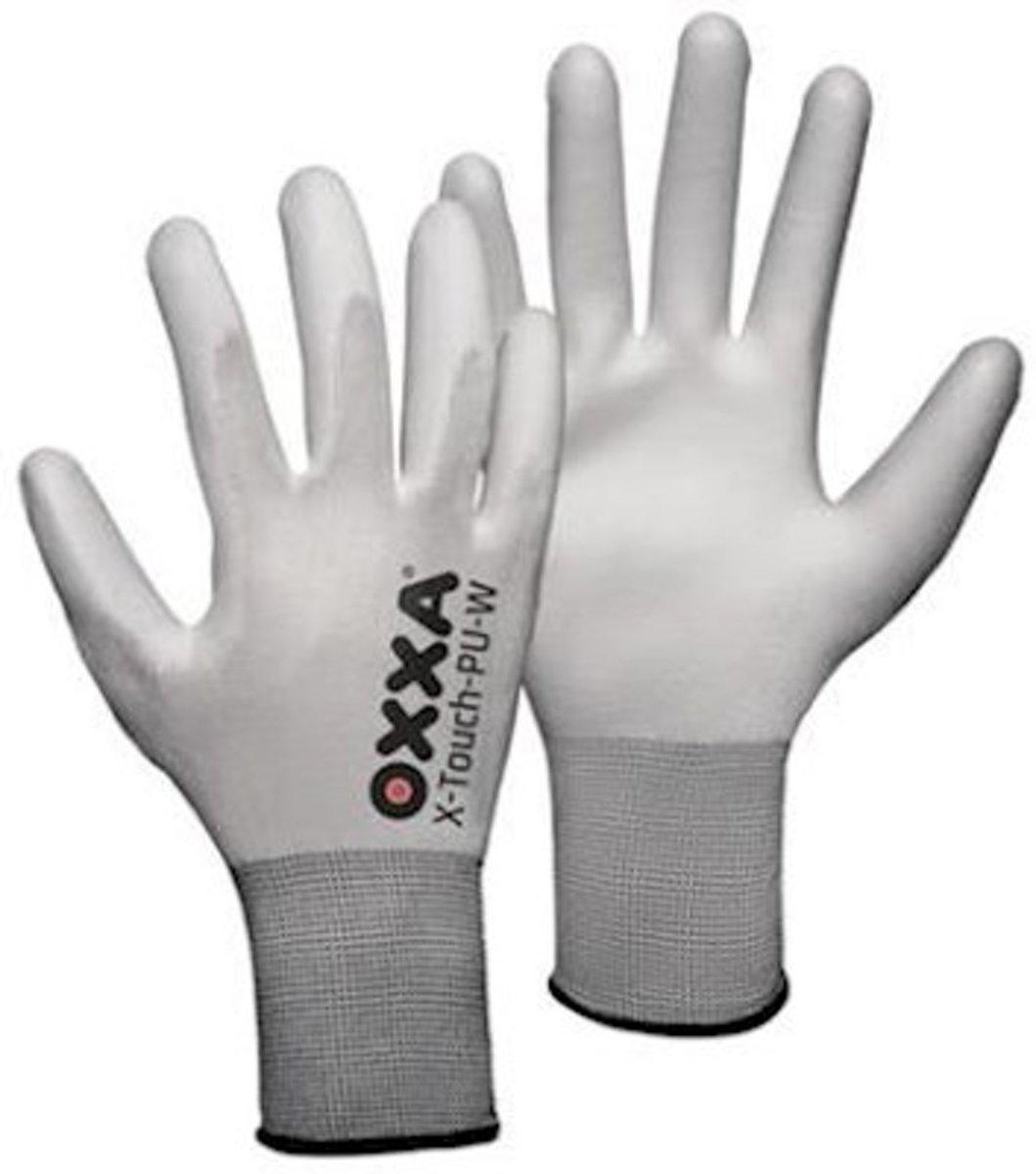 OXXA X-Touch-PU-W handschoen wit maat 11 kopen