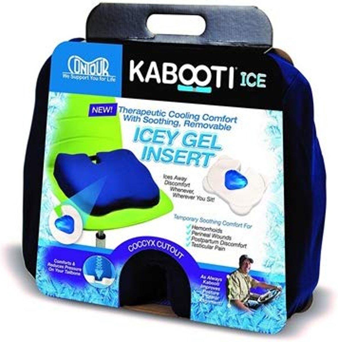 Foto van Kabooti Ice zitkussen verkoeling en zitcomfort