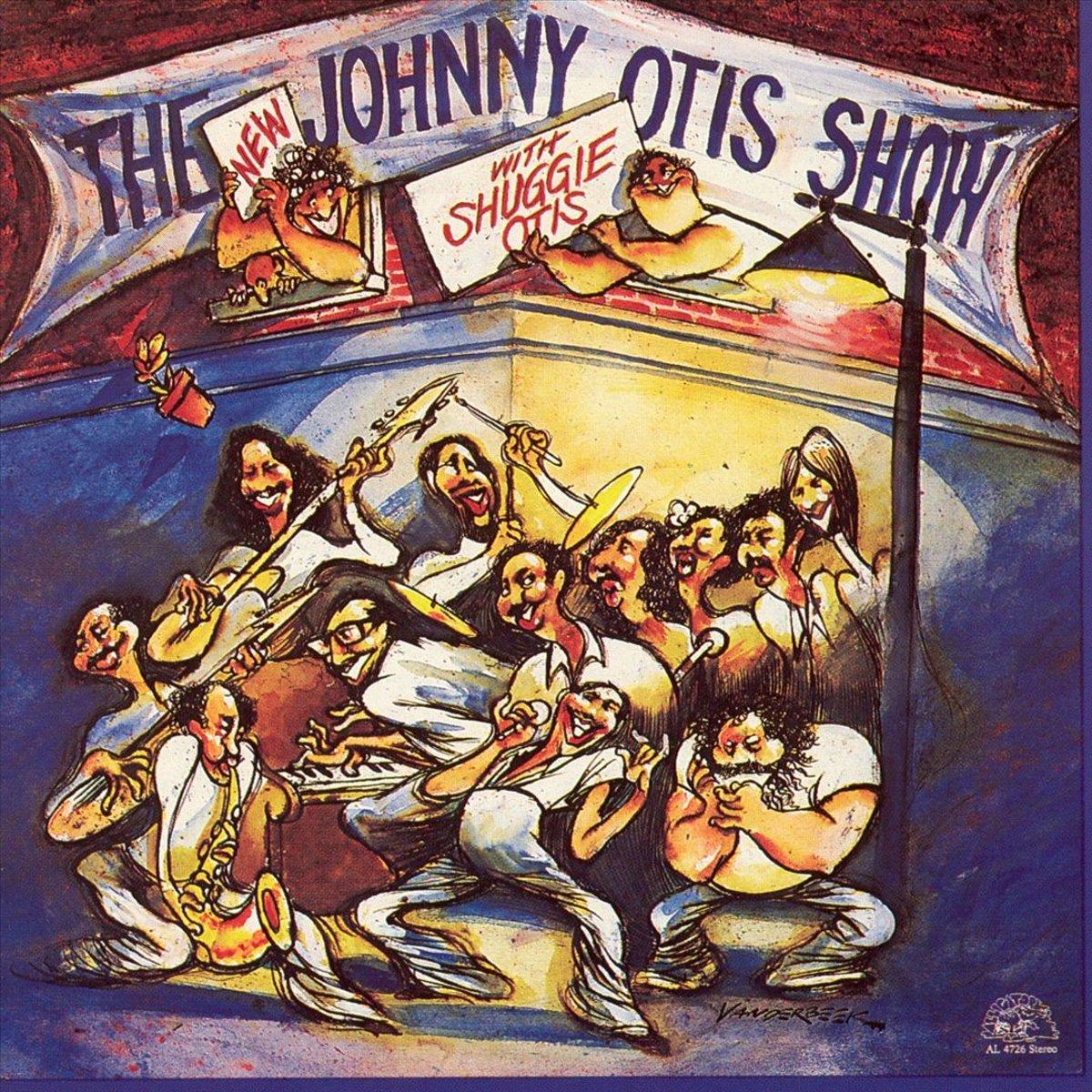 The New Johnny Otis Show kopen