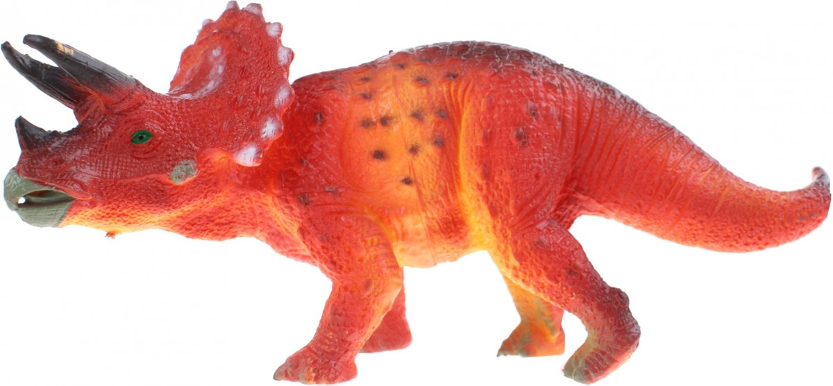 Lg-imports Triceratops 17 Cm Rood kopen