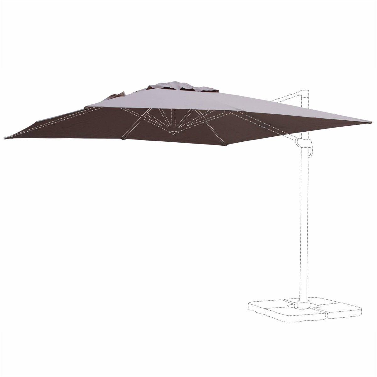 Vervangingsdoek voor 3x3m parasol kopen