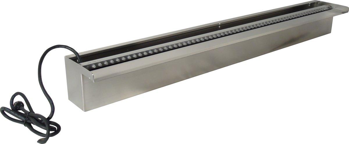 Ubbink - Niagara RVS - Waterval - 90 cm - Met LED - INOX 304 kopen