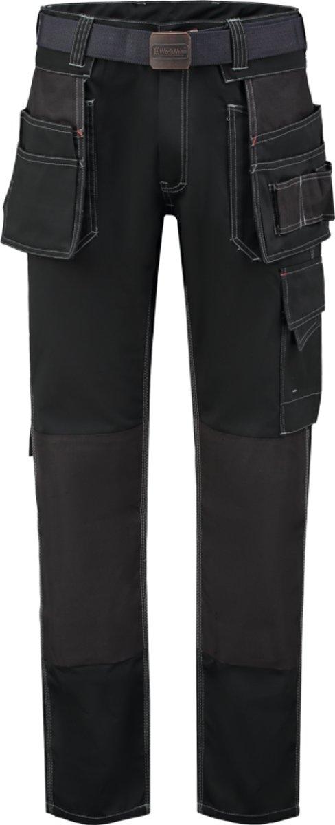 Workman D-sign Worker - 8065 zwart - Maat 92 kopen