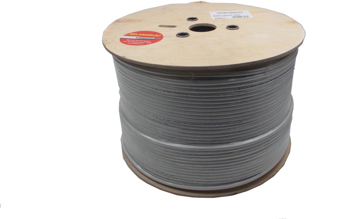 Hirschmann KOKA799/500 - Coax Kabel - 500 meter kopen