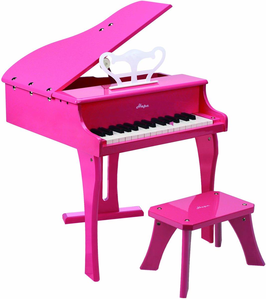 Hape Kinderpiano Roze kopen