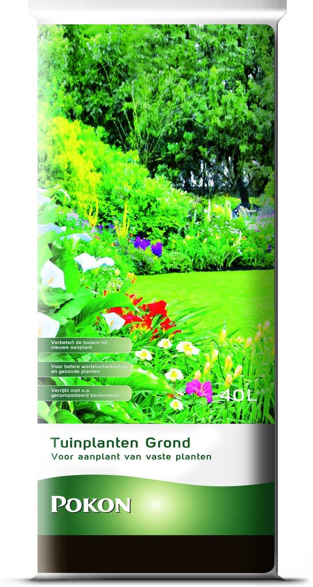 Pokon RHP Tuinplanten Grond - 40L kopen