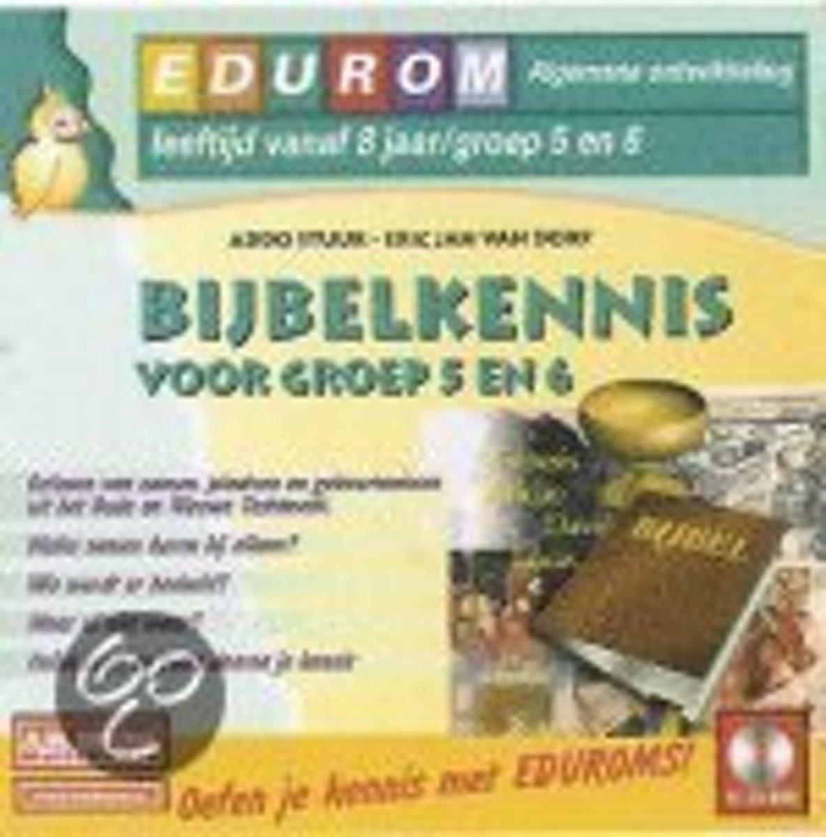 CD-ROM BIJBELKENNIS GROEP 5 EN 6 kopen