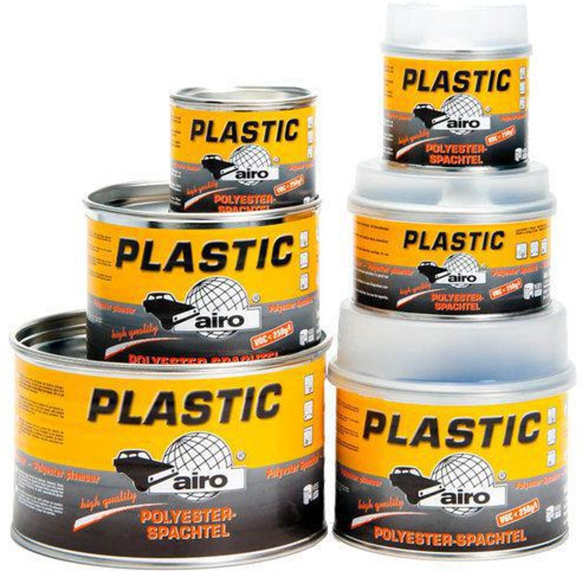 Airo Staalplamuur Plastic 1 kg kopen