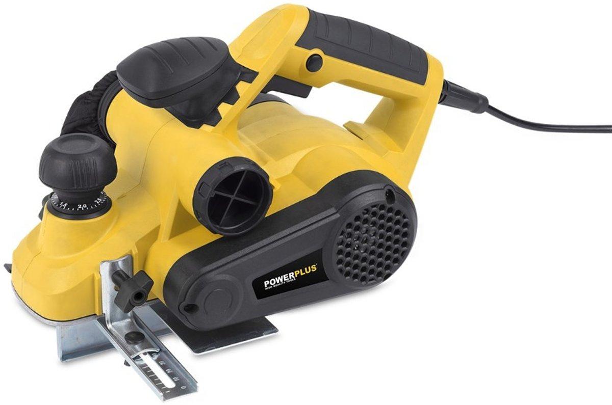 Powerplus POWX1110 Schaafmachine - 900 W - In BMC-koffer kopen