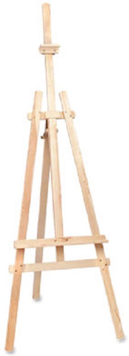 houten kinderezel 3-poot kopen