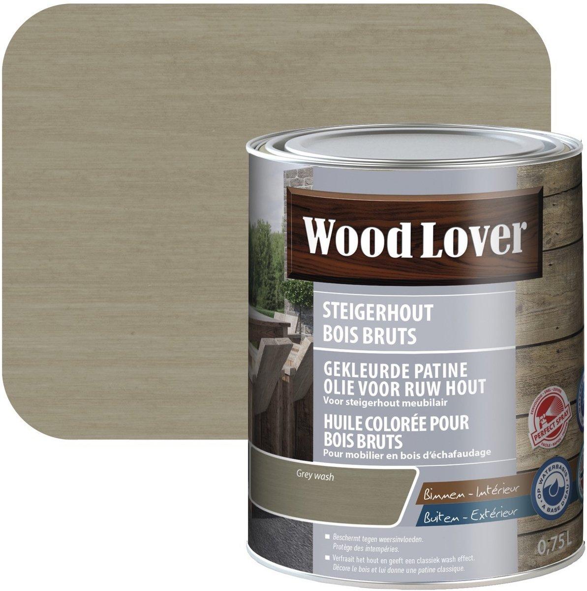 Olie steigerhout 0,75l grey wash kopen