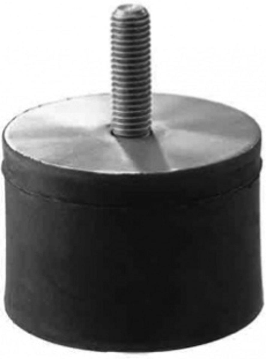 Cilindrische Trillingsdemper Type D 40 x 28 D m8x23 RVS-316 kopen