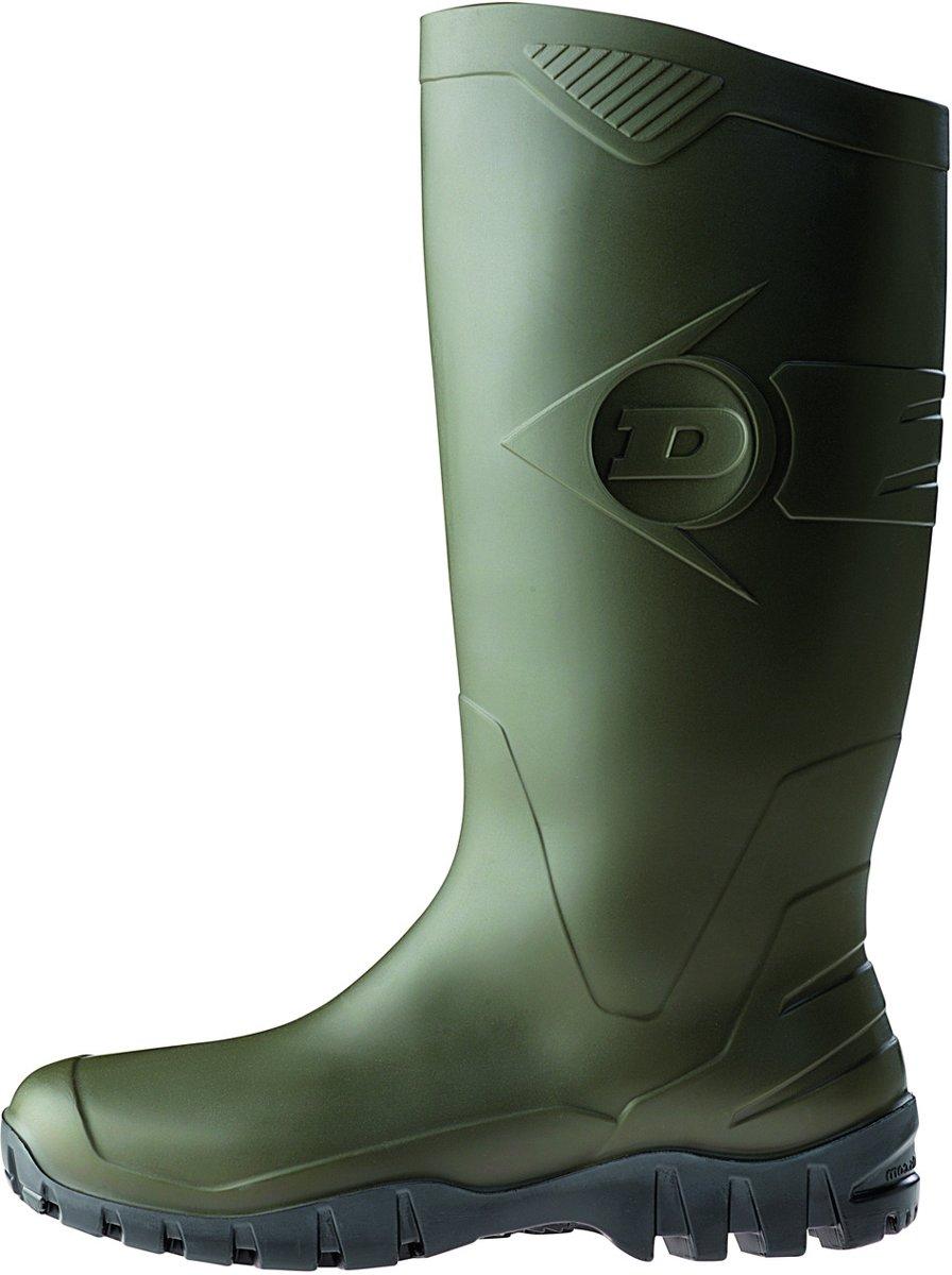 Dunlop K680011 Groen Knielaarzen PVC Uniseks 46 kopen