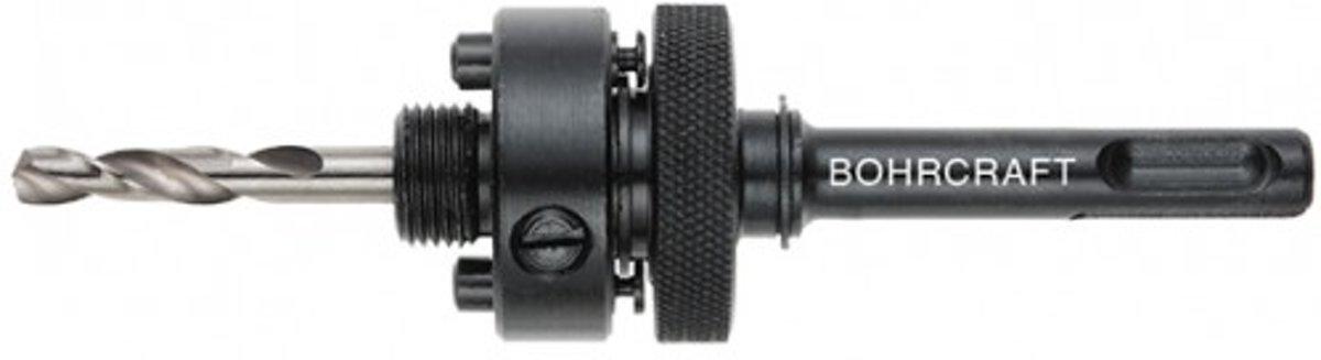 Houder voor Bi-Metalen gatzaag Bohrcraft 32mm - 210mm kopen
