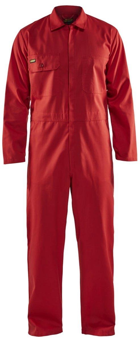 Blåkläder 6270-1800 Overall Rood maat 48 kopen