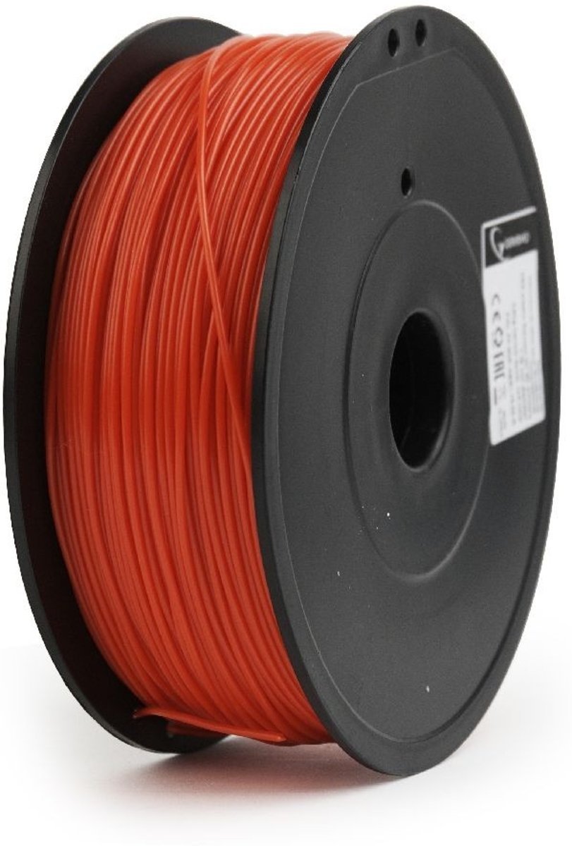 Gembird3 FF-3DP-ABS1.75-02-R - Filament (600 g) ABS, 1.75 mm, rood kopen