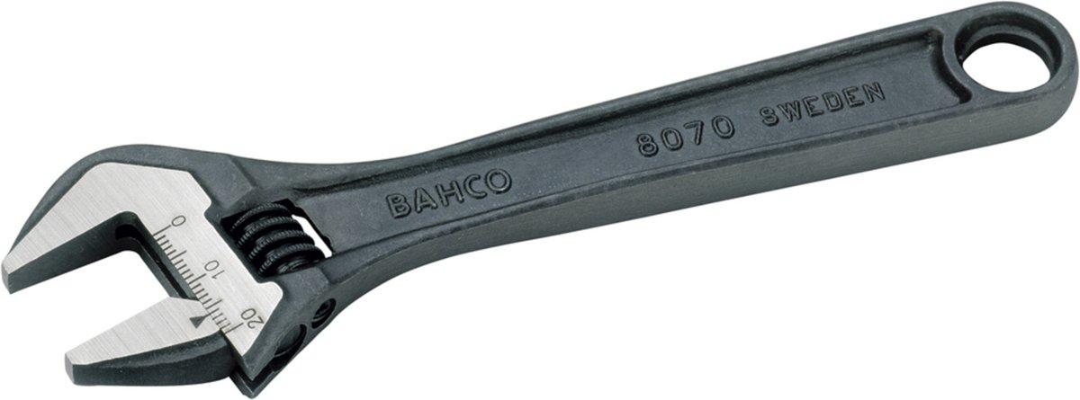 "BAHCO 80-serie Engelse verstelbare moersleutel  250mm  10""   De originele BAHCO sleutel! kopen"