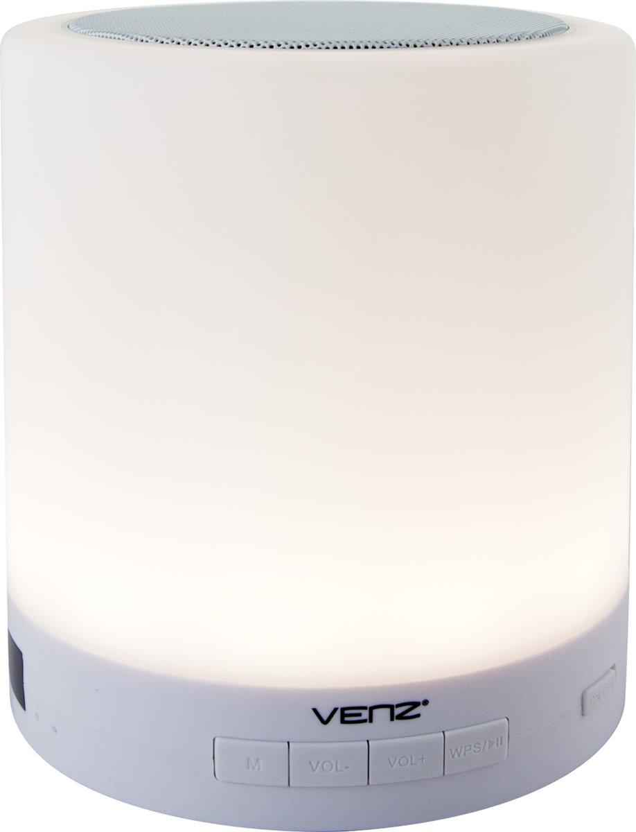 Venz Technology A5-W 5W Wit draagbare luidspreker kopen