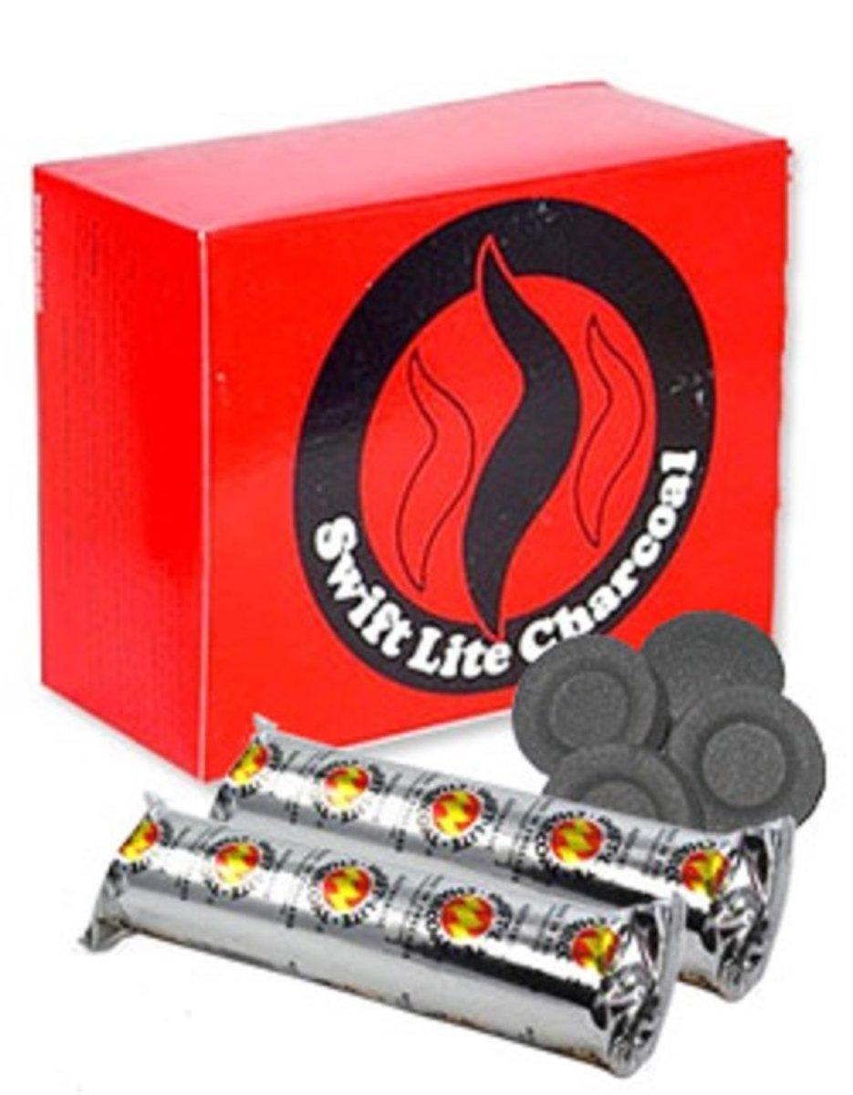 Swift-lite Houtskool (100 tabletten) kopen