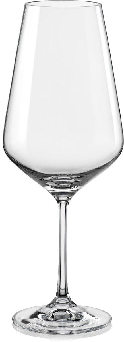 Kristallen wijnglazen Sandra 550ml kopen