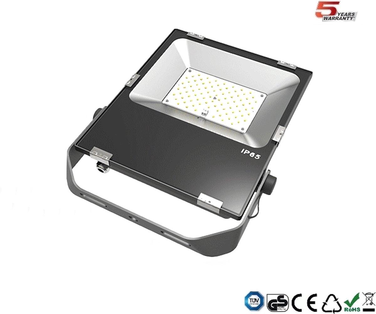 60w dimbare bouwlamp HO serie 7.800 lumen warm-wit kopen